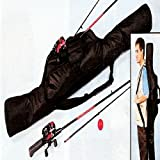 FISHING ROD CARRY CASE (EXPANDS TO 49