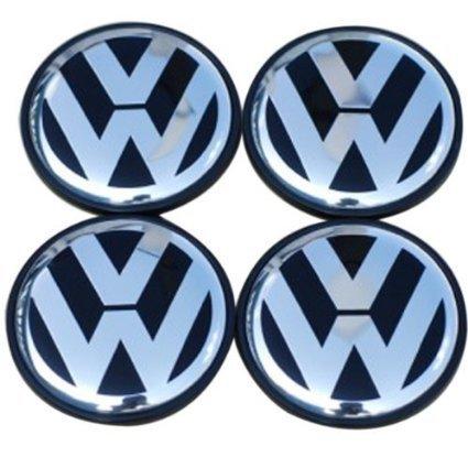 AONED Styling 4pcs VW Touareg 04 -08 Wheel Center Hub Cap 7L6 601 149 (Vw Touareg Wheels compare prices)