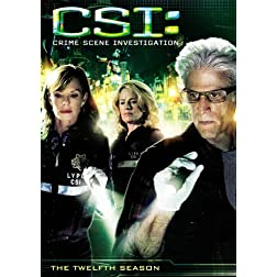 CSI: Crime Scene Investigation - The 12th Season