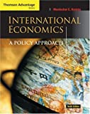 img - for International Economics: A Policy Approach book / textbook / text book