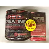 M.R.I. Combo Pack** MRI No2 Red 150 Caplets & MRI Red Crea7ine 500g Fruit Punch with a FREE GIFT *Eye Glass Cleaner*