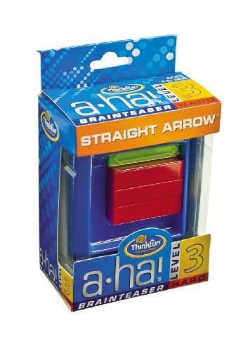A-ha! Straight Arrow Brainteasers