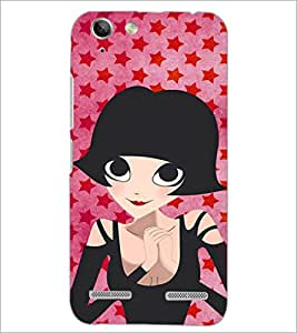 PrintDhaba Cartoon D-3155 Back Case Cover for LENOVO VIBE K5 (Multi-Coloured)