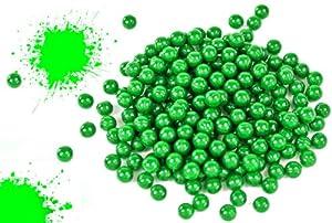 Airsoft couleur boules vertes 200 pièces