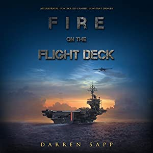Fire on the Flight Deck Audiobook