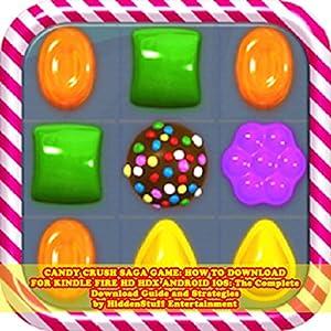 Candy Crush Saga Game Audiobook