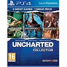Uncharted: The Nathan Drake Collection (PS4) UK IMPORT Sony Interactive Entertainment Europe Limited
