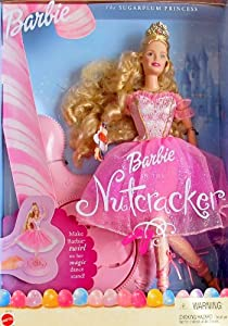 barbie in the nutcracker doll - photo #13