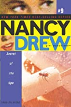 Secret of the Spa Nancy Drew All New Girl Detective Book 9