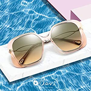 Bevi Polarized Sunglasses for Women UV400 Lens Sunglasses for Female Ladies Fashion wear Pop Polarized Sun Eye Glass