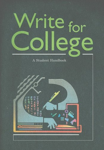 Writers inc a student handbook for writing and learning pdf