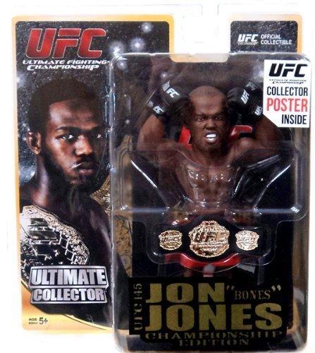 "Jon ""bones"" Jones Championship Edition - Round 5 Ufc Ultimate Collector Series"