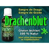 BuenaNatura - Drachenblut aus Wildsammlung - 100% rein - Sangre de Grado Drago - 30ml