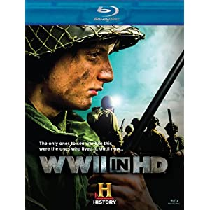 WWII in HD [Blu-ray]