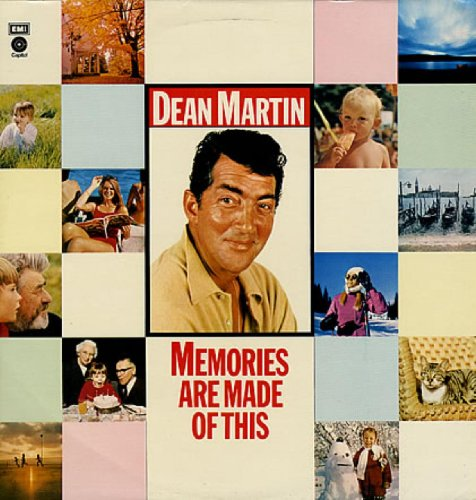DEAN MARTIN - Dean Martin: Memories are made of this - Zortam Music