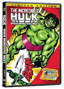 Incredible Hulk: When Monsters Meet