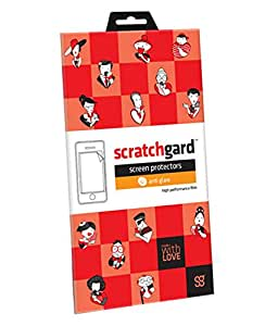 ScratchGard SG - Gionee F103 Super Glass For Mobile(8903746091153)