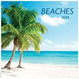 2014 Beaches Wall Calendar