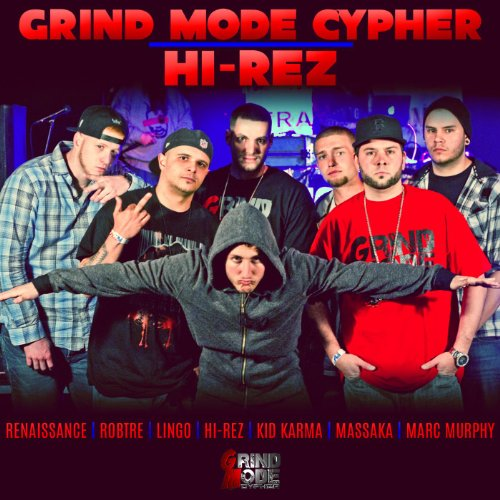 Grind Mode Cypher - Hi-Rez