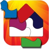 Shape Builder - Learning Puzzle Game (Kindle Tablet Edition)
