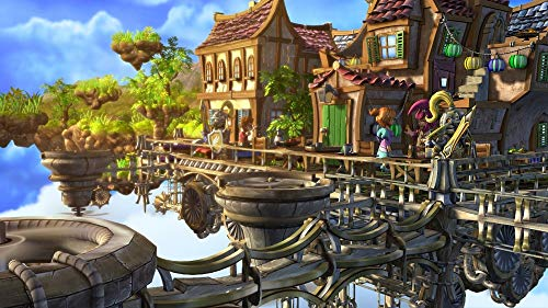 Rainbow Skies - PS4 ゲーム画面スクリーンショット1