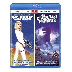 Galaxina / Crater Lake Monster [Blu-ray]