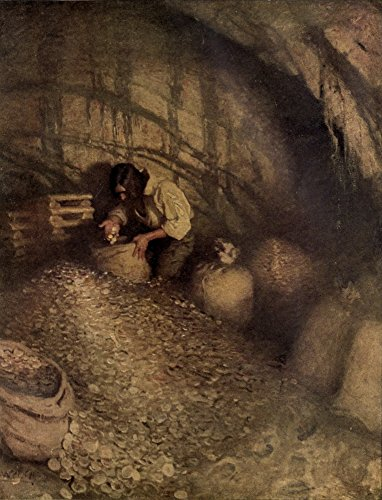 treasure-by-n-c-wyeth-digital-print-poster-carta-2524-x-3310-inches