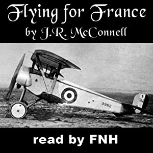 Flying for France Audiobook