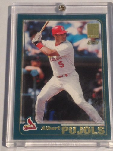 2001 Topps Traded #T247 Albert Pujols RC - St. Louis Cardinals - Baseball Rookie Card... by Topps