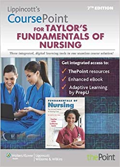 taylor fundamentals of nursing pdf