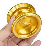 New Golden Magic YoYo T8 Shadow Aluminum Professional Yo-Yo Toy Kids Play Children