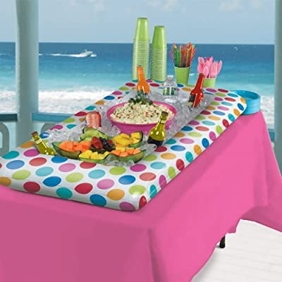 Inflatable Buffet Cooler Party Accessory