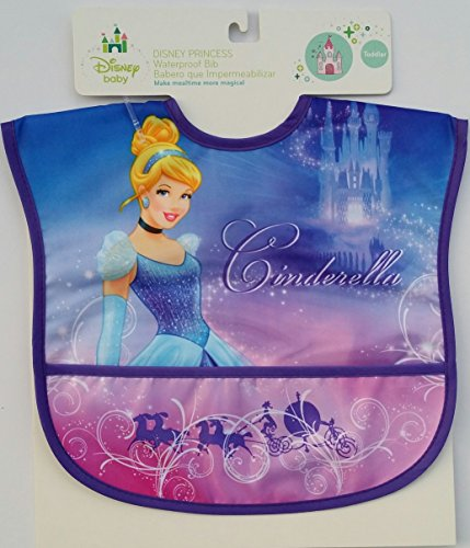 Disney Baby Disney Princess Waterproof Bib