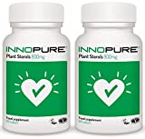 Plant Sterols Duo Saver Pack, High Strength 800mg x 180 Tablets | Proven to Lower Cholesterol | Introductory Offer from Innopure