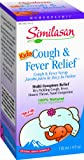 Similasan Kids Cough and Fever Relief Syrup, 4 Ounce