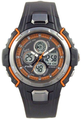 [ティーシーエッチ キッズ] TCH KIDS 腕時計 【ザ・クロックハウス限定販売】 TH020-GYOR1 キッズ