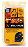 MaxPower 336533 Chainsaw Chain, 16-Inch