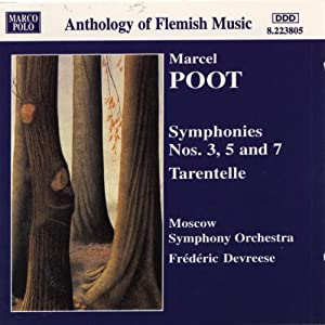 Pootsymphonies 3 5 And 7 by Marco Polo
