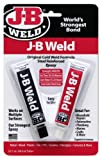 51t KjKnW7L. SL160  J B Weld 8265S Weld Compound   Twin Pack