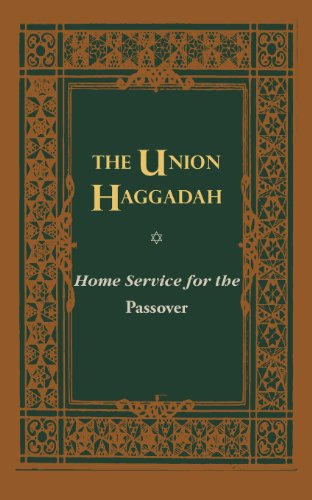 Image for The Union Haggadah: Home Service for Passover