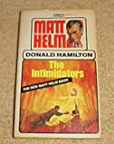 img - for The Intimidators by Donald Hamilton Matt Helm Paperback 1974 book / textbook / text book