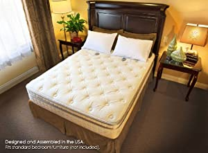 """12"""" Personal Comfort A6 Bed vs Sleep Number p6 Bed - King"""