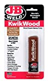 J-B Weld 8257 KwikWood Wood Repair Epoxy Putty - 1 oz