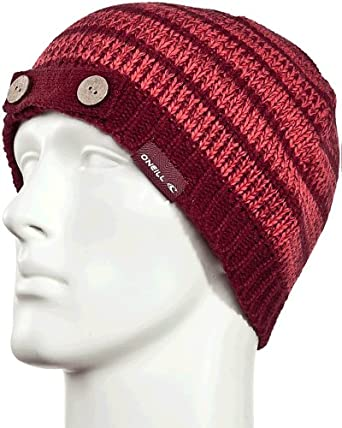 O'Neill Juniors Sunshine Beanie, Cape Red, One Size