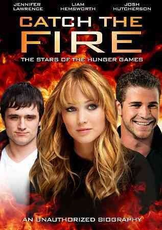 CHASE THE STARS-CAST OF THE HUNGER GAMES (DVD) CHASE THE STARS-CAST OF THE HUNGER GAMES (DVD)