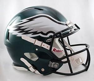 NFL Philadelphia Eagles Speed Authentic Football Helmet by Riddell