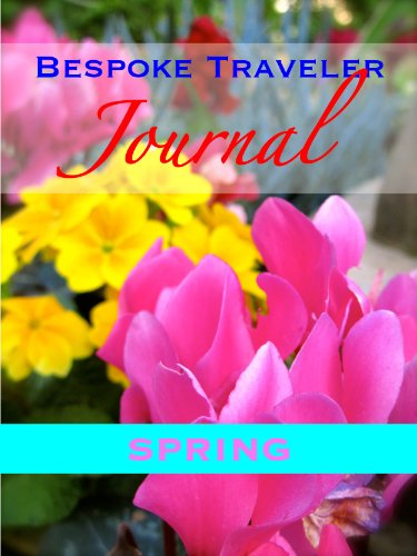 Bespoke Traveler Journal: Garden Issue