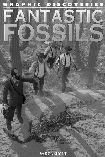 Image for Fantastic Fossils (Graphic Discoveries)