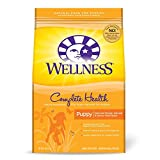Wellness Complete Health Deboned Chicken Oatmeal & Salmon Meal Puppy Food, 15 lbs.