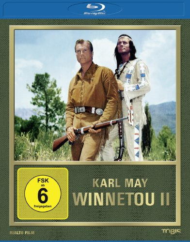 Winnetou 2 [Blu-ray]